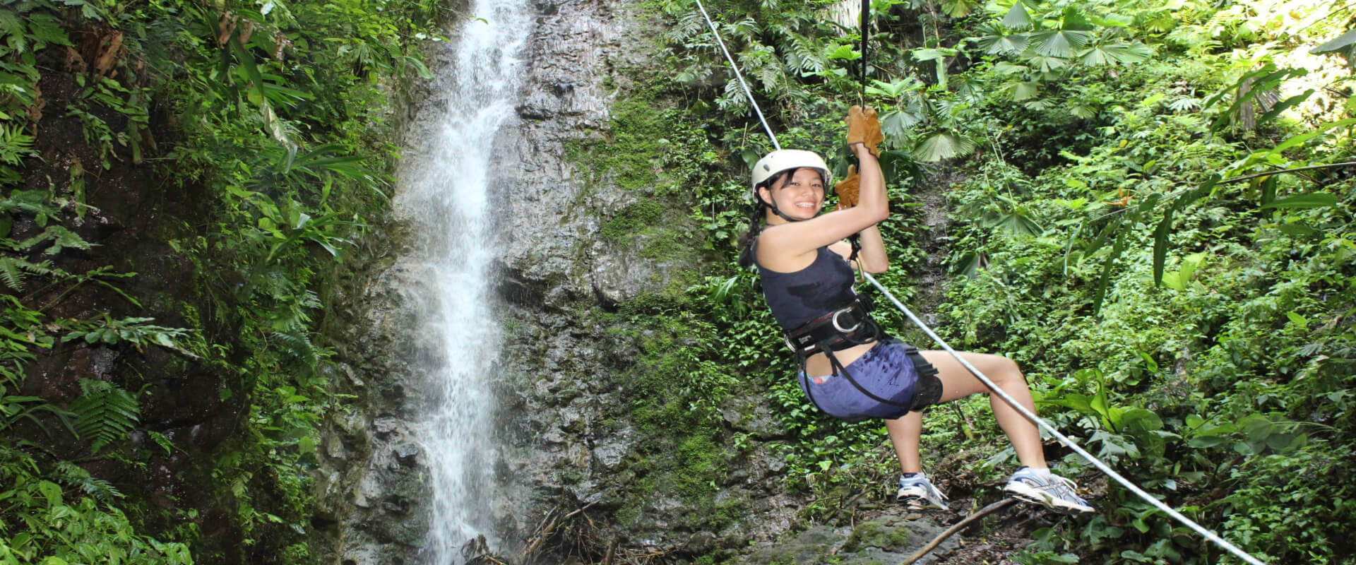 Arenal Combo Tour Canyoning and Ziplining | Costa Rica Jade Tours