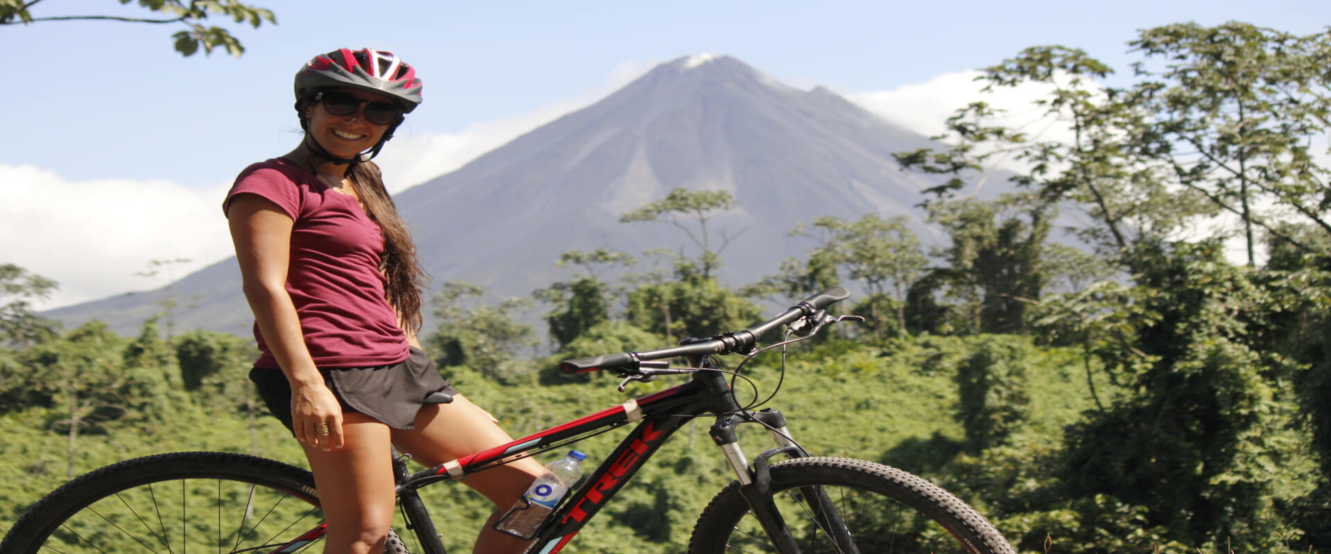Mountain Biking Arenal Single Track Madness | Costa Rica Jade Tours