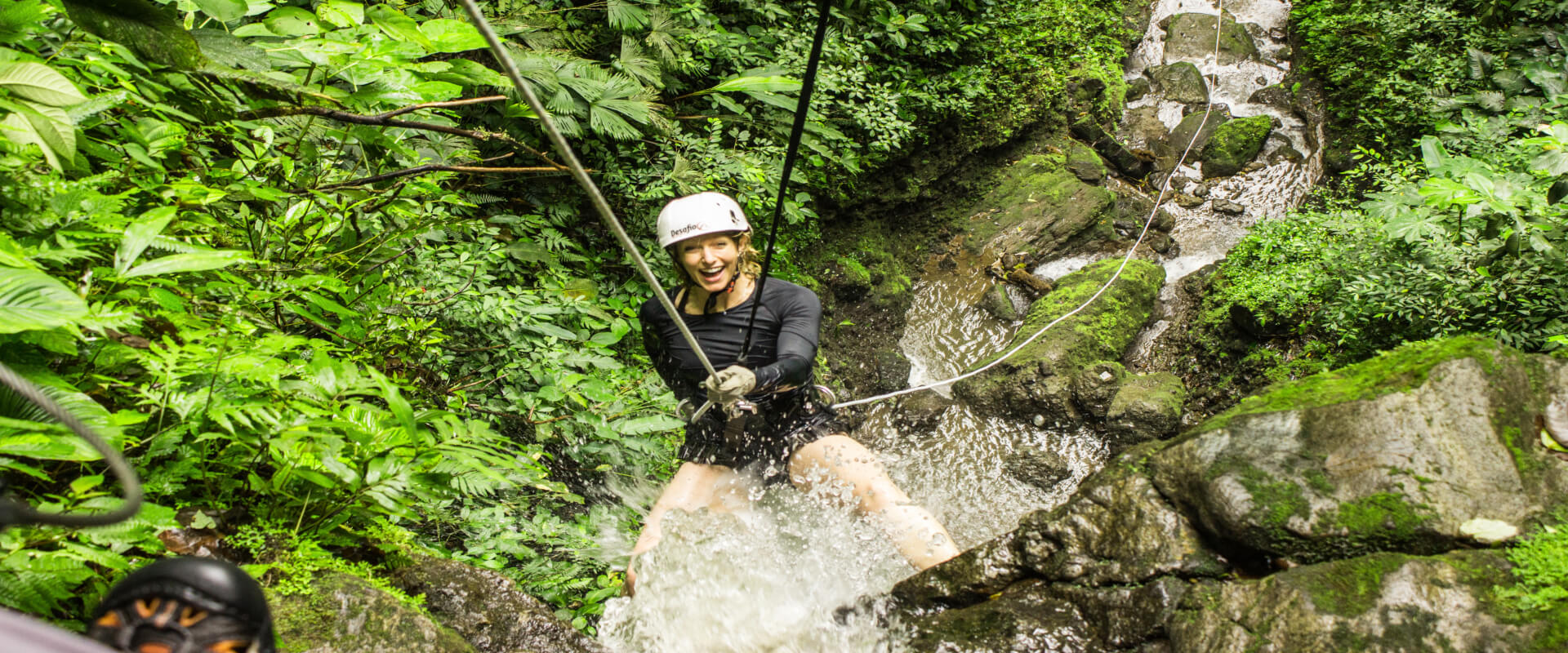 Canyoning in the Lost Canyon | Costa Rica Jade Tours