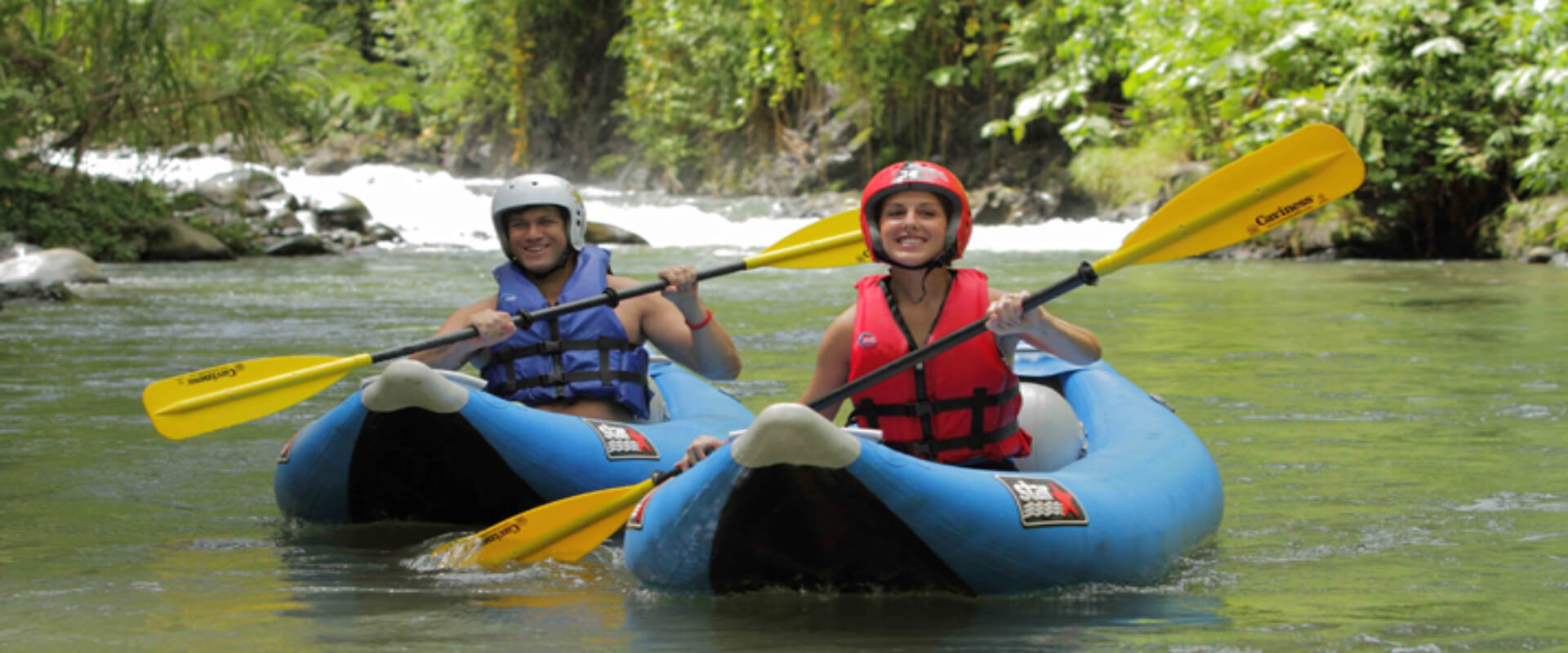 Club Rio Multi-Adventure Combo Tour | Costa Rica Jade Tours
