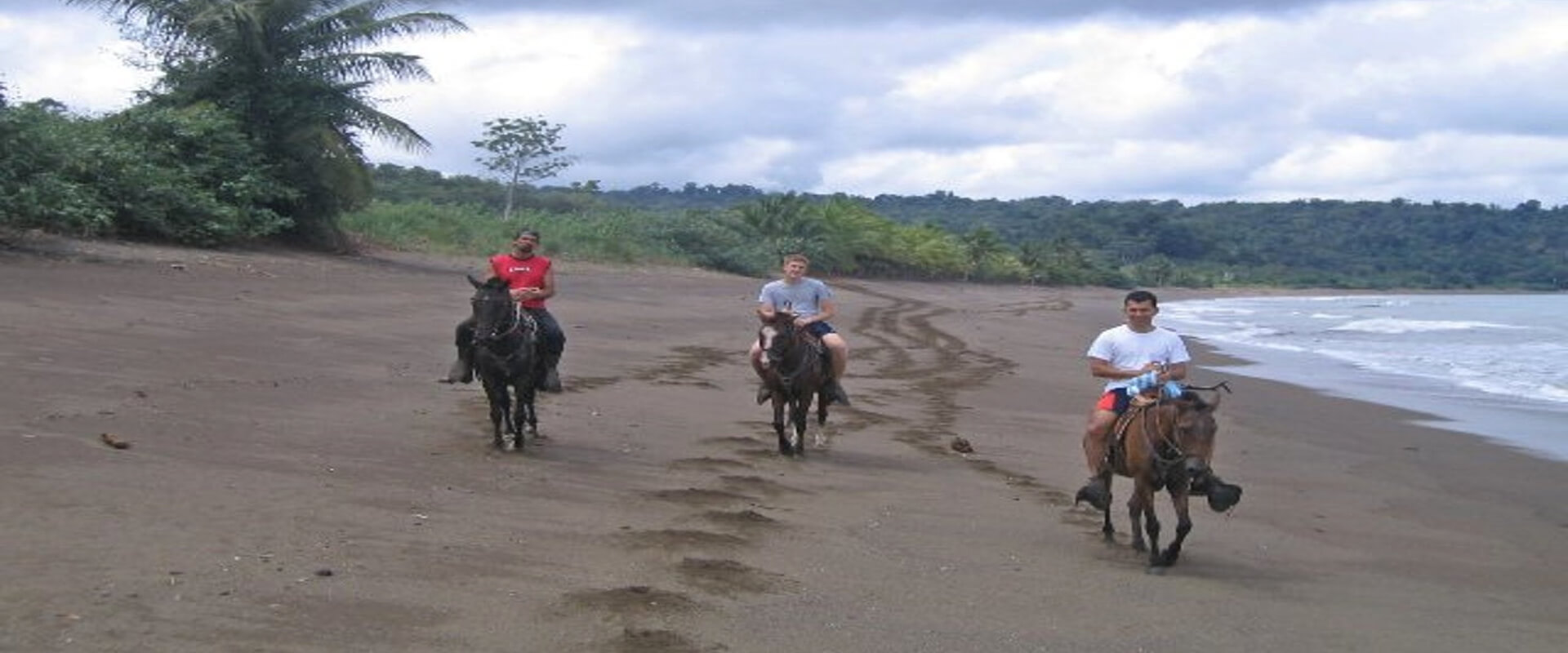 Drake Bay Horseback Riding Tour | Costa Rica Jade Tours