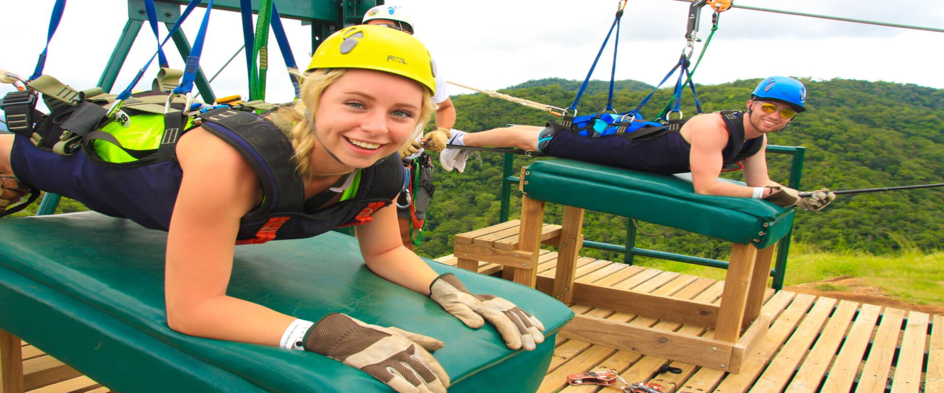 Diamante Adventure Park - Pase Aventura | Costa Rica Jade Tours