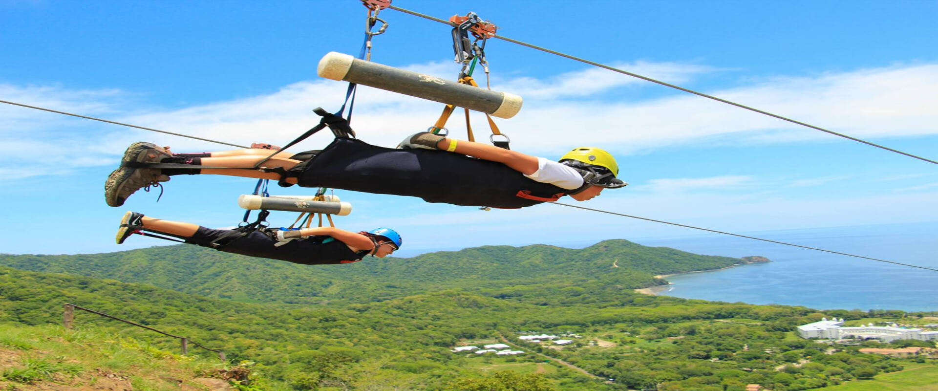Diamante's Animal Sanctuary Aerial Pass | Costa Rica Jade Tours