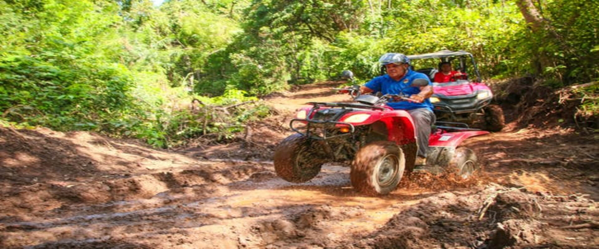 Diamante's ATV tour | Costa Rica Jade Tours