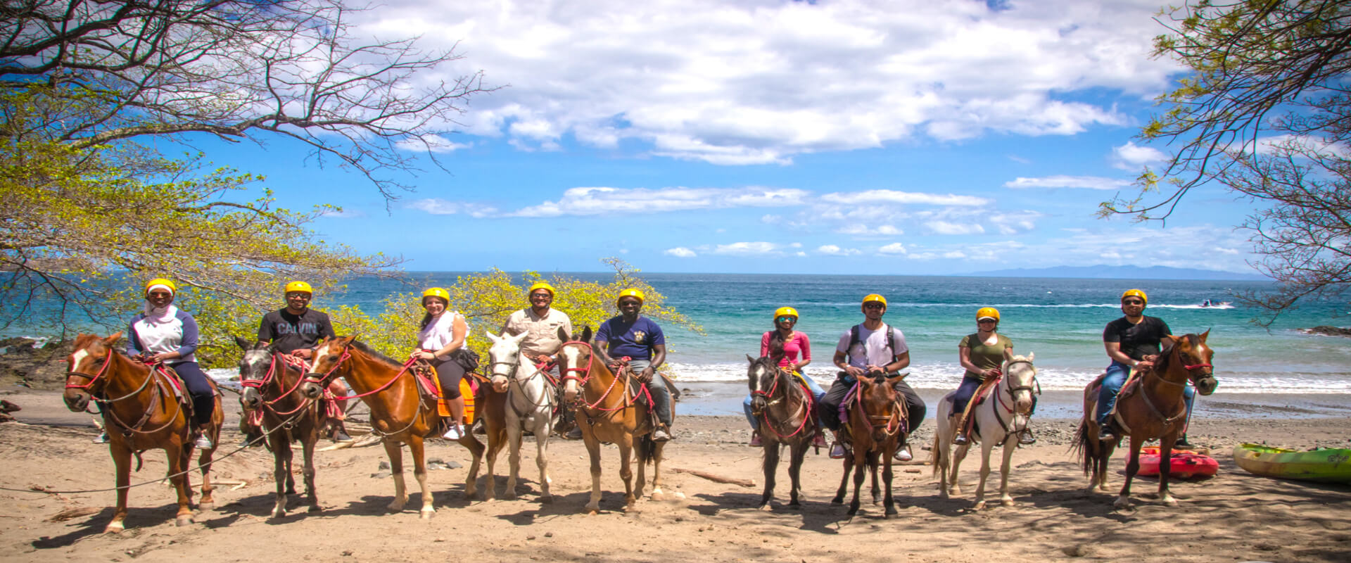 Cabalgata en Diamante Adventure Park | Costa Rica Jade Tours