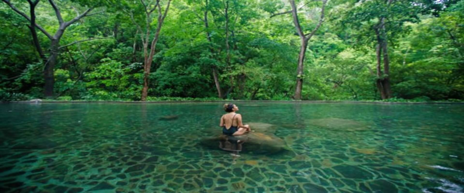 Vandara Hot Springs and Adventure Tour  | Costa Rica Jade Tours