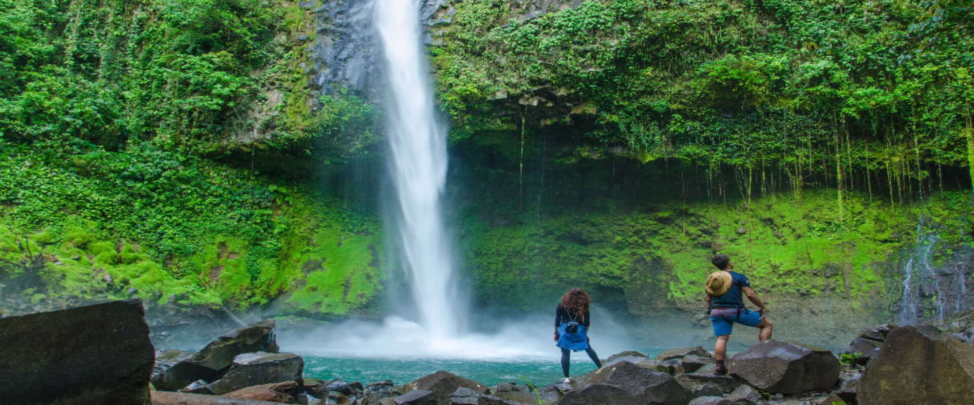 La Fortuna Waterfall Guided Hike | Costa Rica Jade Tours