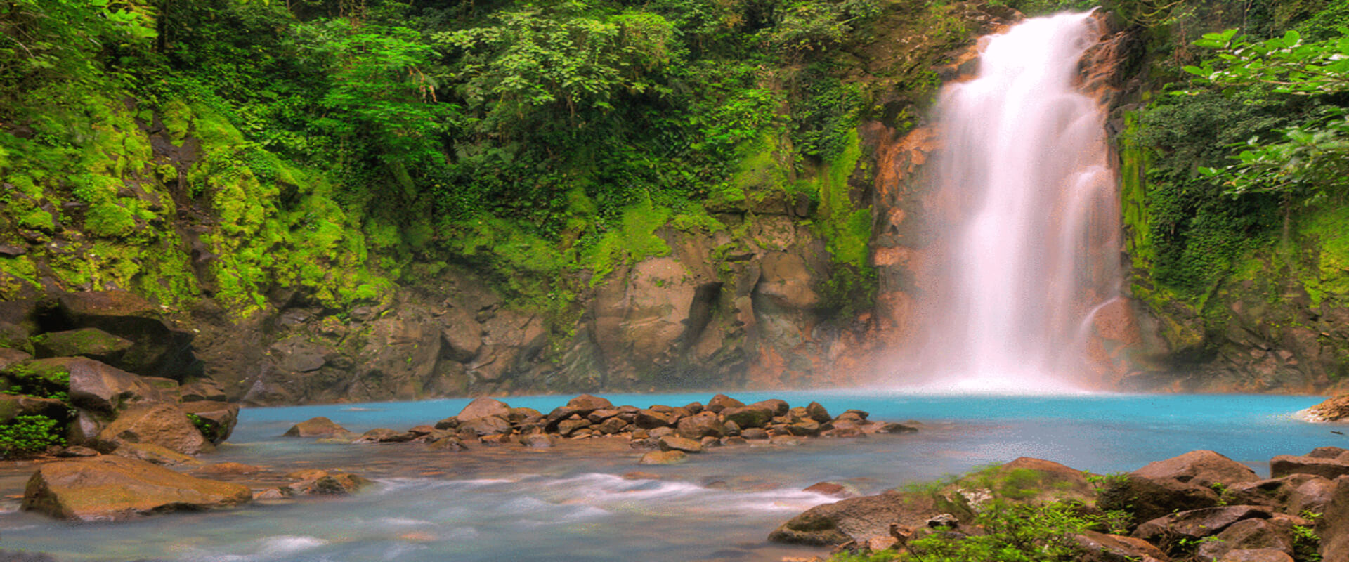 Rio Celeste National Park Guided Hike | Costa Rica Jade Tours