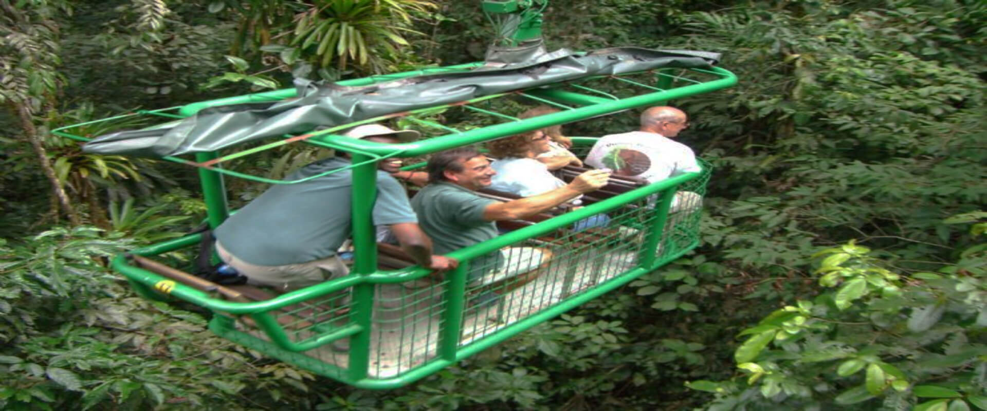 Rainforest Aerial Tram | Costa Rica Jade Tours