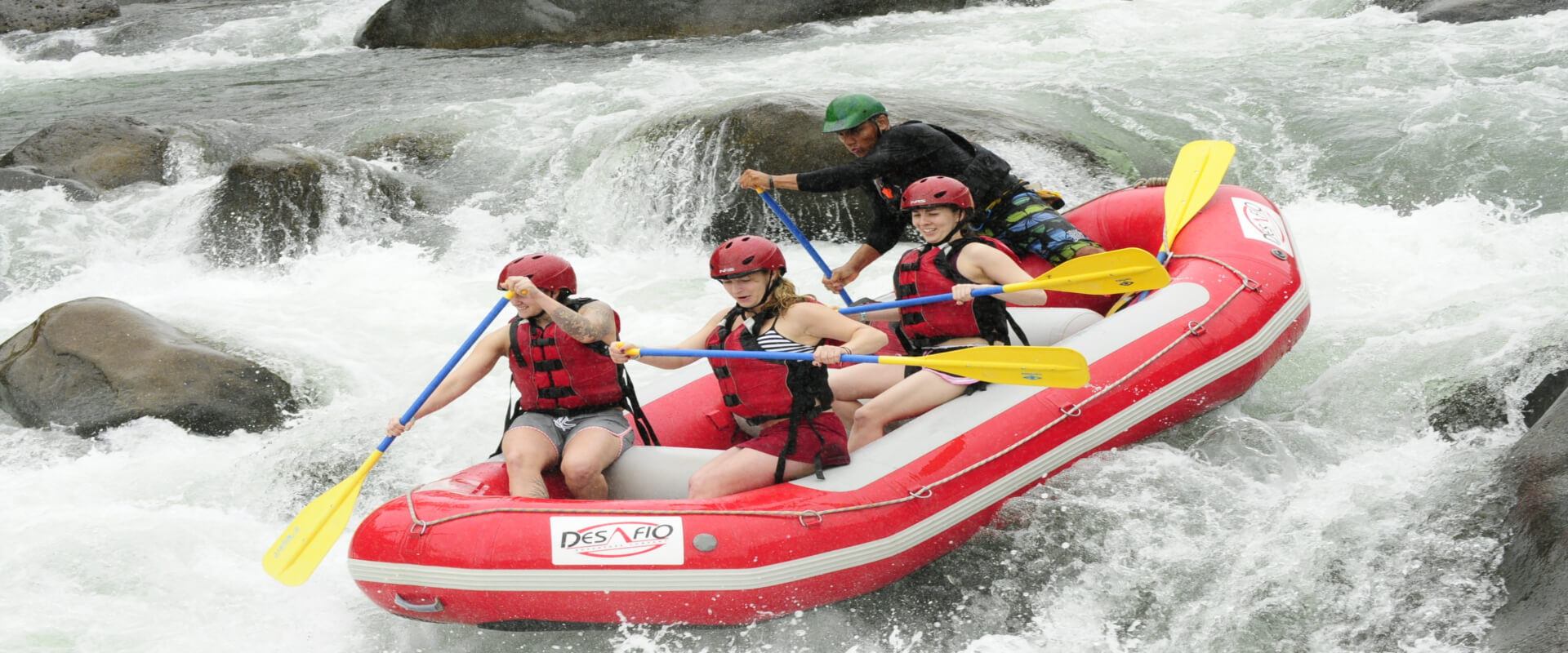 Whitewater Rafting Sarapiqui Extreme | Costa Rica Jade Tours