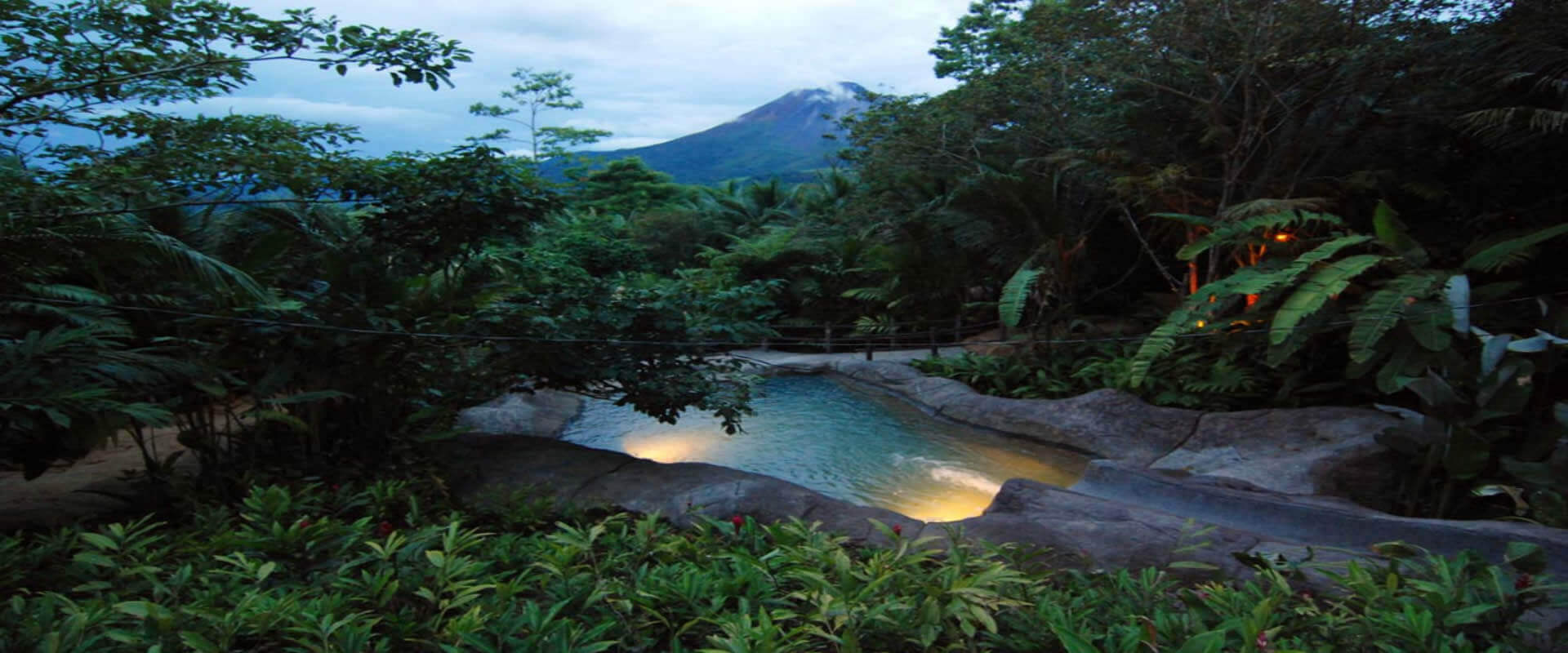 The Springs, La Fortuna, Costa Rica